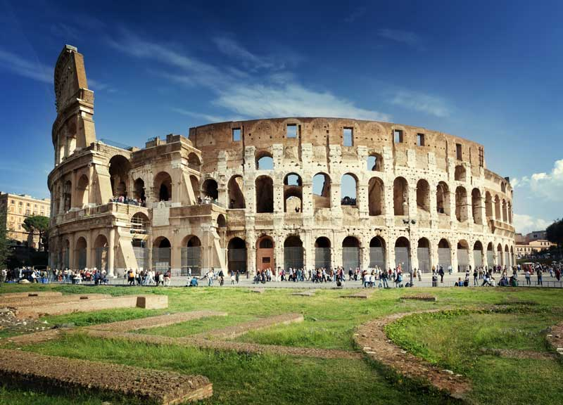 Discovering Rome