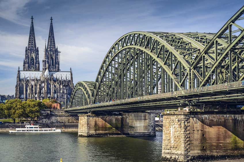 Stay in Cologne