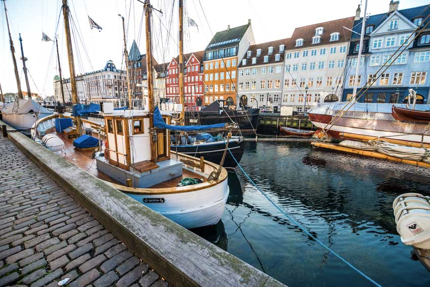 Copenhaguen, scandinavian capital