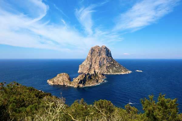 Ibiza, between exploration et clubbing