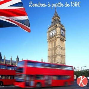 Partez en weekend  Londres travel london billetsdavion kenweego